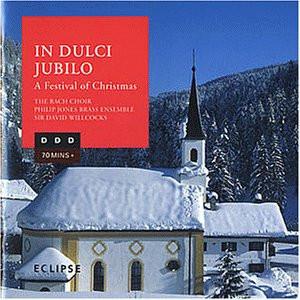 Bach Choir - Christmas Festival/in Dulci Ju