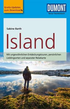 DuMont Reise-Taschenbuch Reiseführer Island. mit Online-Updates als Gratis-Download - Sabine Barth  [Taschenbuch]
