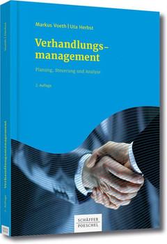 Verhandlungsmanagement. Planung, Steuerung und Analyse - Uta Herbst  [Gebundene Ausgabe]
