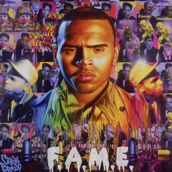 Chris Brown - F.A.M.E. (Deluxe Edition inkl. 4 Bonustracks)