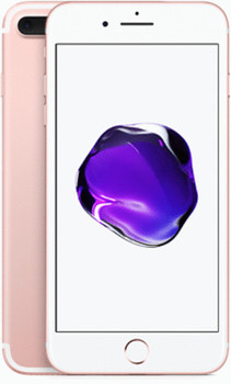 Apple iPhone 7 Plus 32 Go or rose