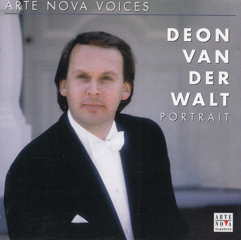 Deon Van der Walt - Portrait