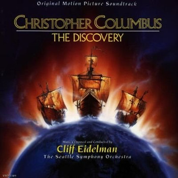 Cliff Eidelman - Christopher Columbus - Der Entdecker