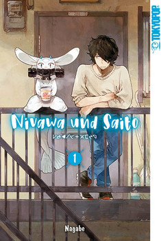Nivawa und Saito 01 - Nagabe  [Taschenbuch]