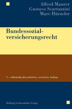 Bundessozialversicherungsrecht - Gustavo Scartazzini [Gebundene Ausgabe]