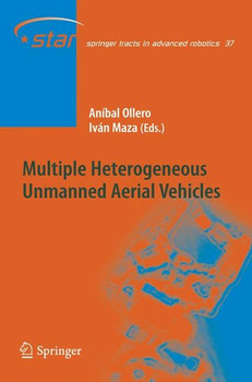 Multiple Heterogeneous Unmanned Aerial Vehicles [Gebundene Ausgabe]