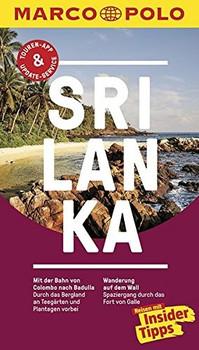 Marco Polo Reiseführer: Sri Lanka - Reisen mit Inseider Tipps - Bernd Schiller [Broschiert, 12. Auflage 2016]