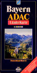 ADAC Karte, Bayern
