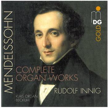 Rudolf Innig - Sämtliche Orgelwerke