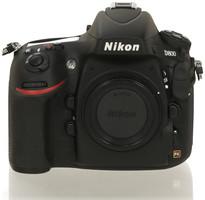 Nikon D800 Cuerpo negro