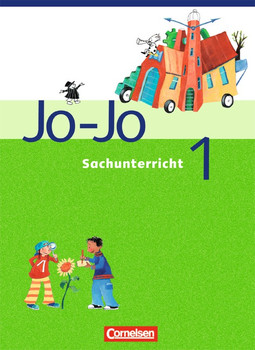 Jo-Jo Sachunterricht - Allgemeine Ausgabe: Jo-Jo Sachunterricht 1. Rheinland-Pfalz - Wiebke von Boxberg