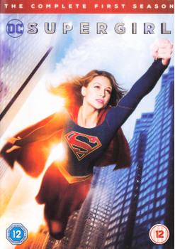 Supergirl - The Complete First Season [5 Discs, UK Import]