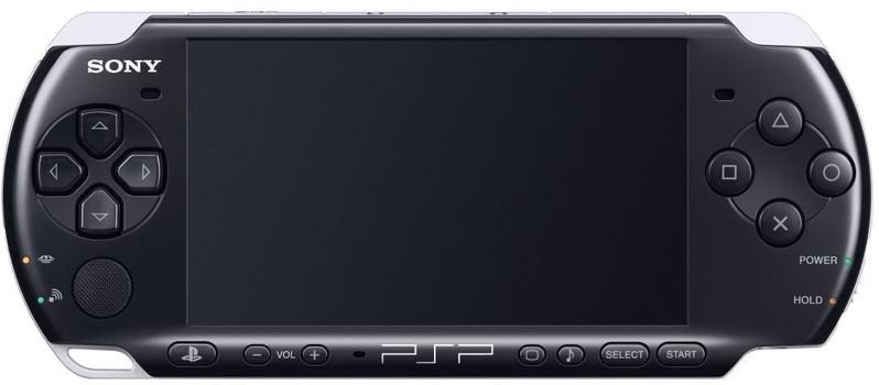 Sony PSP 3004 Piano zwart