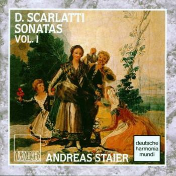 Andreas Staier - Sonaten für Cembalo
