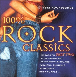 Various - 100% Rock Classics Part Two