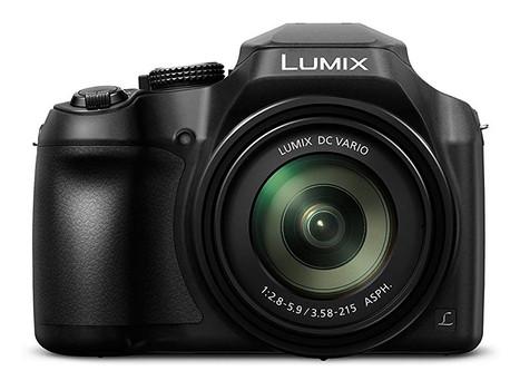 Panasonic Lumix DC-FZ83 zwart