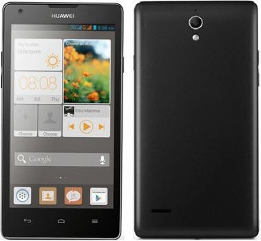 Huawei Ascend G700 Dual SIM 8GB zwart