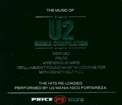 Various - The Music of U2 Mania