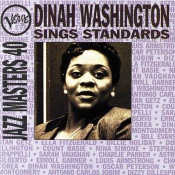 Dinah Washington - Sings Standards - Verve Jazz Masters 40