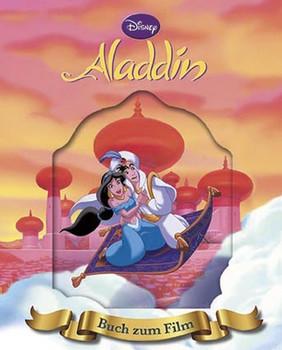 Disney Magical Story - Aladdin: mit 3D Hologramm - Cover - Parragon