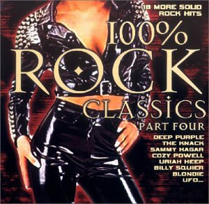 Various - 100% Rock Classics Part Four