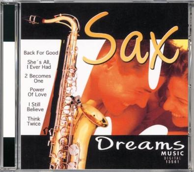 Bruno Bertone Sound Orchester - Sax Dreams