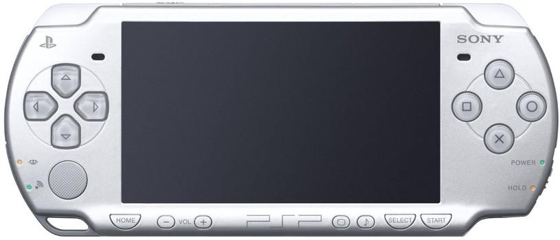 Sony PSP 2004 Plata