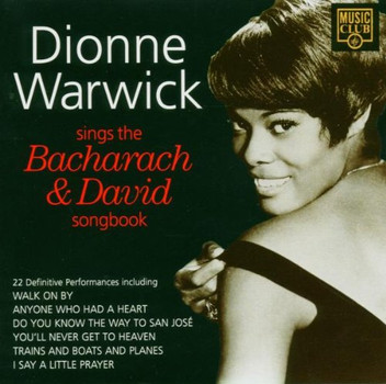 Dionne Warwick - Sings the Bacharach & David So