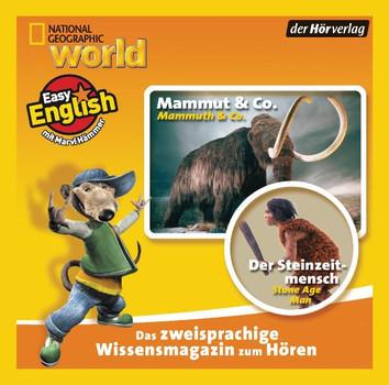 Marvi Hämmer 20: Der Steinzeit-Mensch / Mammut & Co: BD 20