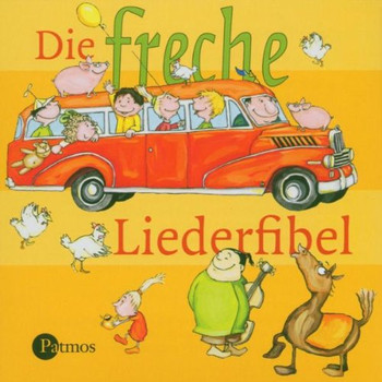 Die freche Liederfibel/CD