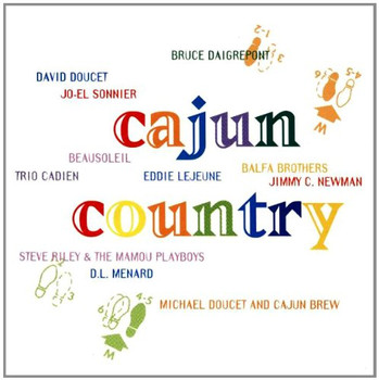 Various - Cajun Country