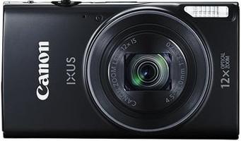 Canon IXUS 177 noir