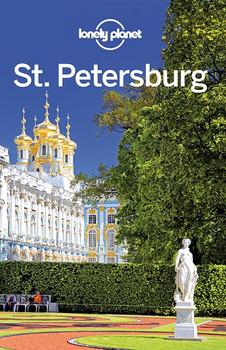 Lonely Planet Reiseführer St. Petersburg - Simon Richmond  [Taschenbuch]