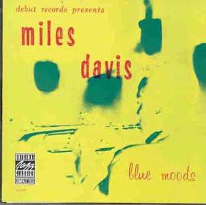 Miles Davis - Blue Moods (Deb-120)