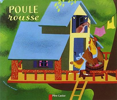 Poule rousse (Premières Lectures) - Lida