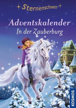 Sternenschweif, Adventskalender 2019. mit bezaubernden Stickern - Linda Chapman  [Gebundene Ausgabe]