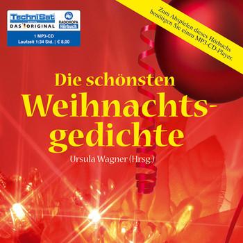 Die Schönsten Weihnachtsgedichte.Die Schönsten Weihnachtsgedichte 1 Mp3 Cd Ursula Wagner