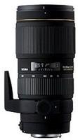 Sigma 70-200 mm F2.8 APO DG HSM II Macro 77 mm filter (geschikt voor Nikon F) zwart