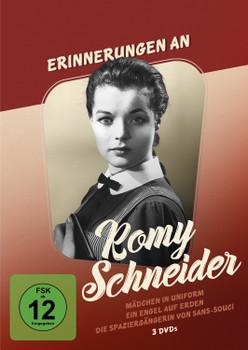 Erinnerungen an Romy Schneider [3 DVDs]