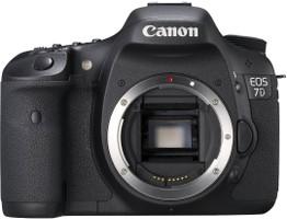 Canon EOS 7D body noir
