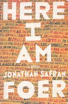 Here I Am - Jonathan Safran Foer [Paperback]