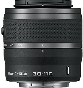 Nikon 1 NIKKOR 30-110 mm F3.8-5.6 VR 40,5 mm filter (geschikt voor Nikon 1) zwart