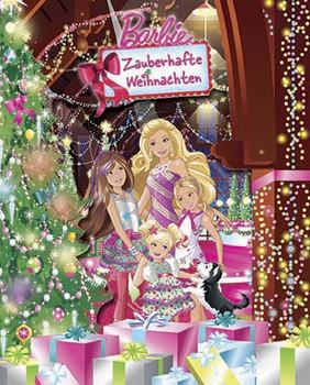 Barbie Zauberhafte Weihnachten 2019.Barbie Zauberhafte Weihnacht Wunderbare Weihnachten Parragon