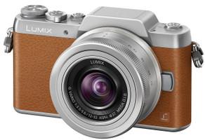 Panasonic Lumix DMC-GF7 bruin