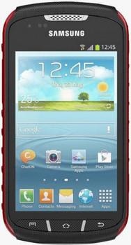 Samsung S7710 Galaxy Xcover 2 4GB nero rosso