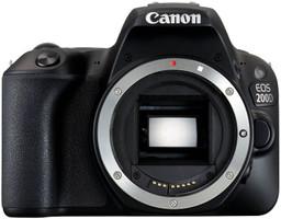 Canon EOS 200D Body noir