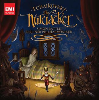 Simon Rattle - Nussknacker-Deluxe-ed.2 CD