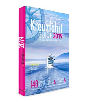 Kreuzfahrt Guide 2019. Für den perfekten Urlaub auf dem Wasser - Johannes Bohmann  [Taschenbuch]