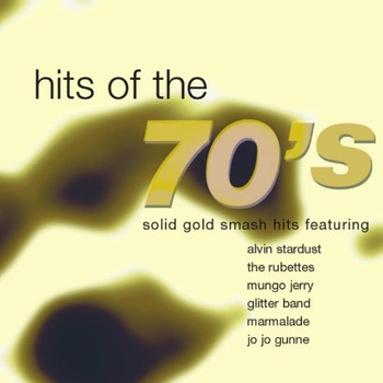 Various - Hits of the 70 S - Smash Hits