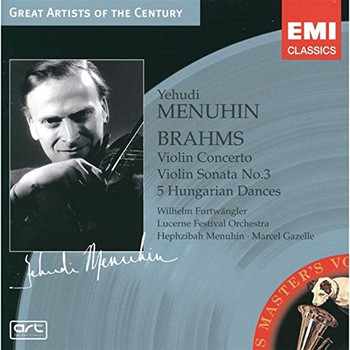 Yehudi Menuhin - Violinkonzerte
